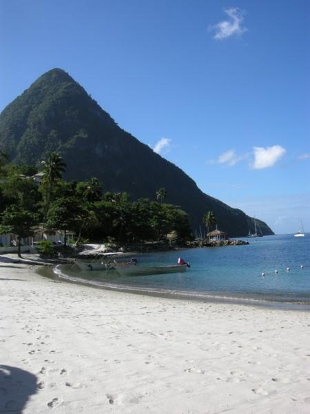St Lucia Gros Piton