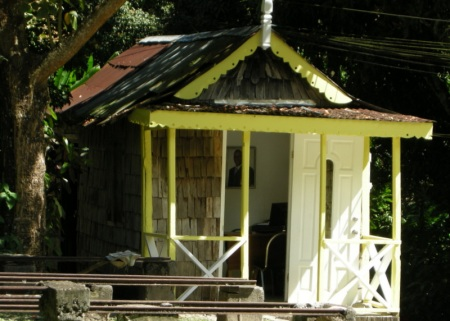 St. Lucia architecture