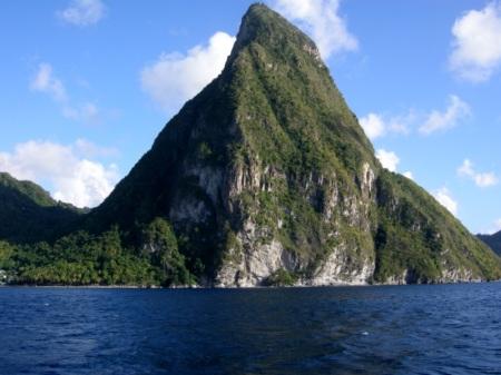 St. Lucia Gros Piton