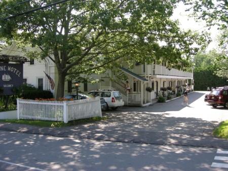 Towne Motel, Camden, Maine