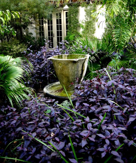 Chanticleer Teacup Garden