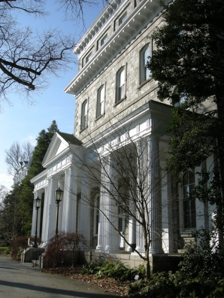 Parrish Hall, Swarthmore College