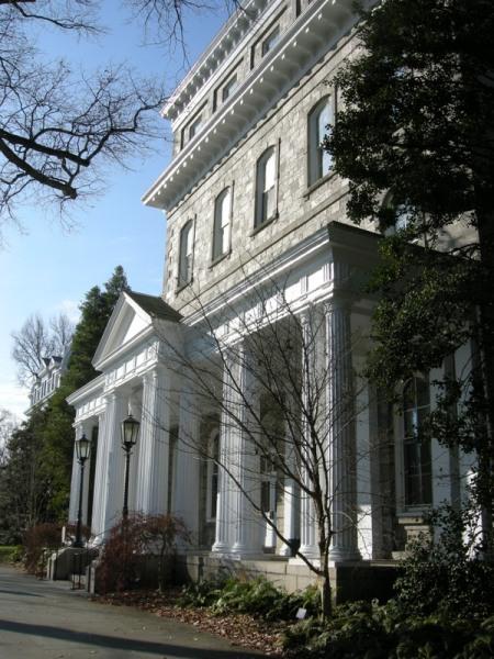 Parrish Hall, Swarthmore College