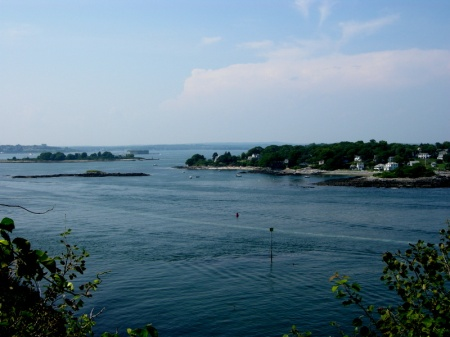 Cushings Island Maine 8-5-2014 3-10-12 PM