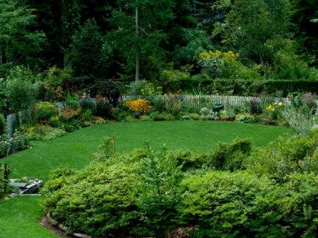 Cresson flower garden 8-24-14