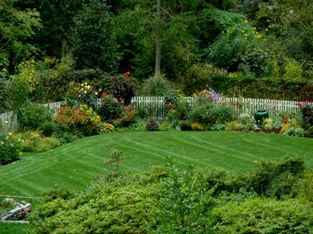 Cresson flower garden10-2-14