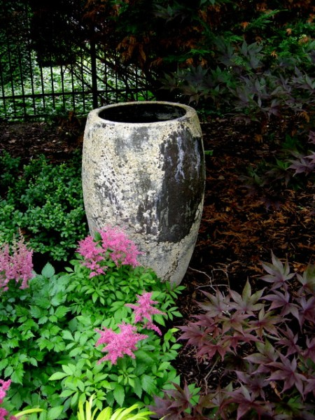 Miniature hostas carolyn 39 s shade gardens for Garden decking ornaments