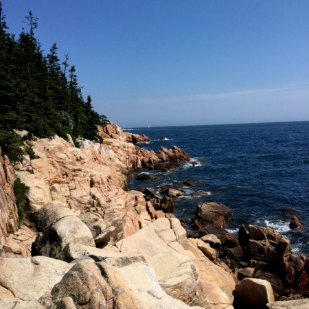 Bass Harbor Head Maine