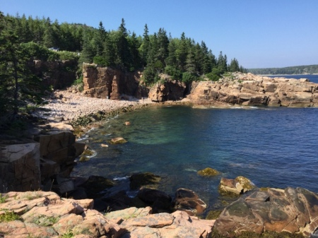 Acadia Mounument Cove