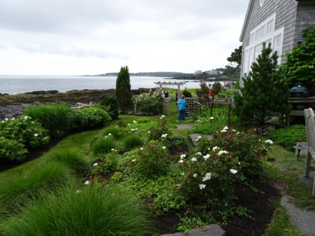 Fort Williams Garden Tour 2017 7-15-2017 10-35-07 AM