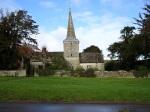 Village of Rodmarton, Norman church1100s
